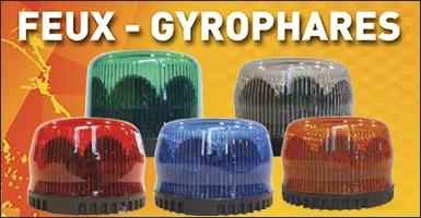 FEUX - GYROPHARES